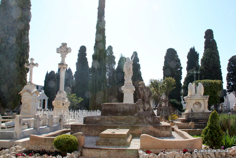 Sitges Cemetery Catalonia