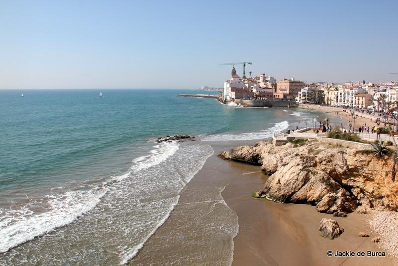 Sitges San Sebastian Beach