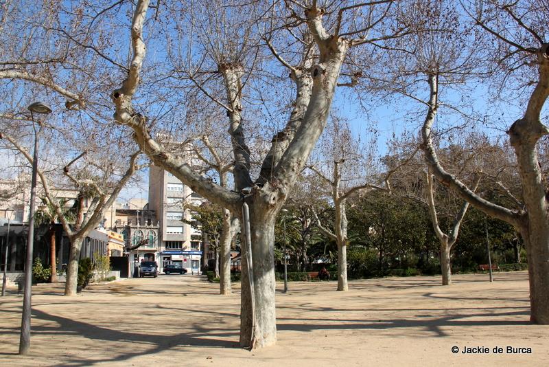 Tortosa Park Catalonia