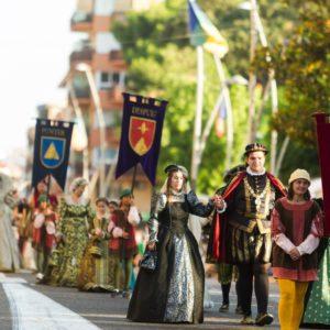 Tortosa medieval festival fiesta