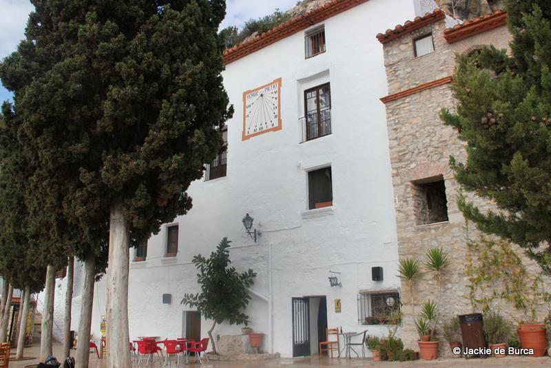 Ulldecona Hermitage Exterior Views