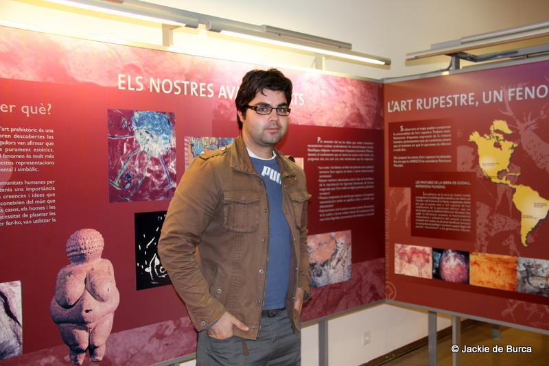 Ulldecona Rock Art Caves Tour With Juan Carlos