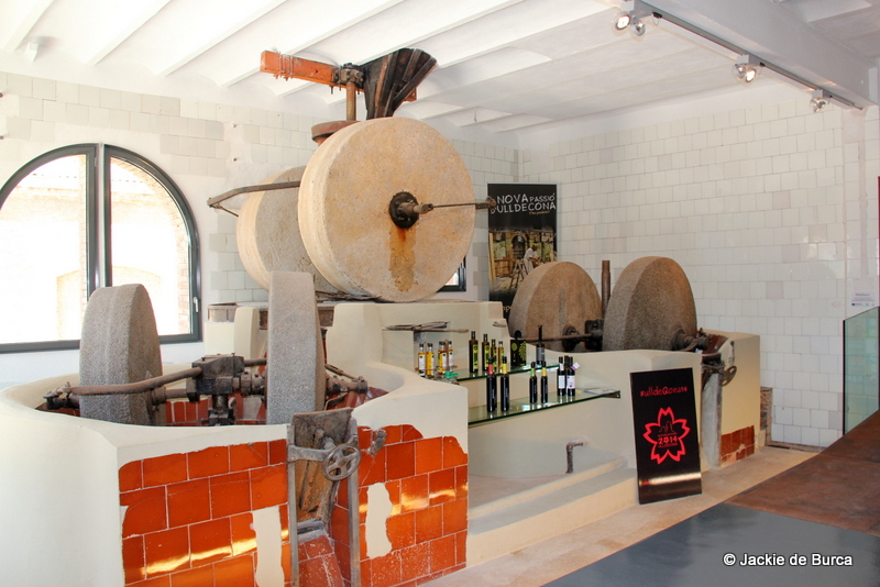 Ulldecona Tourist Office Olive Press