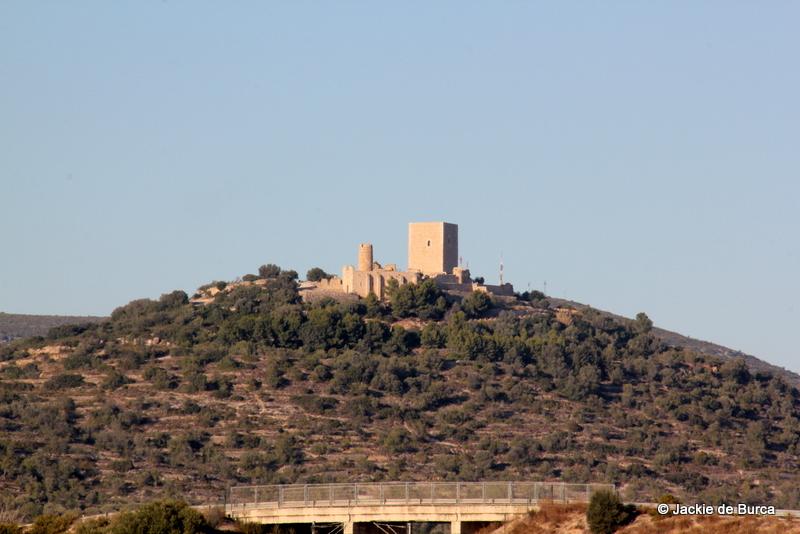Ulldecona castle Catalonia