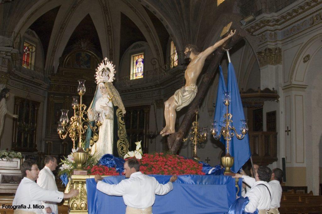 Whats on Ontinyent Easter Semana Santa