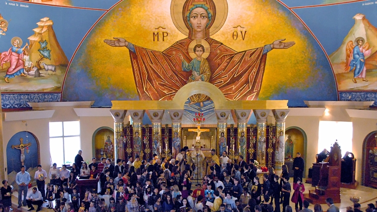 denver sacred sites-Assumption of the Theotokos Greek Orthodox Cathedral of Denver
