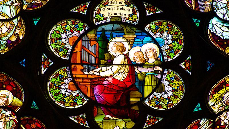 sacred sites in Denver Cathedral Basilica