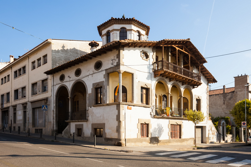 Banyoles House In Town Girona