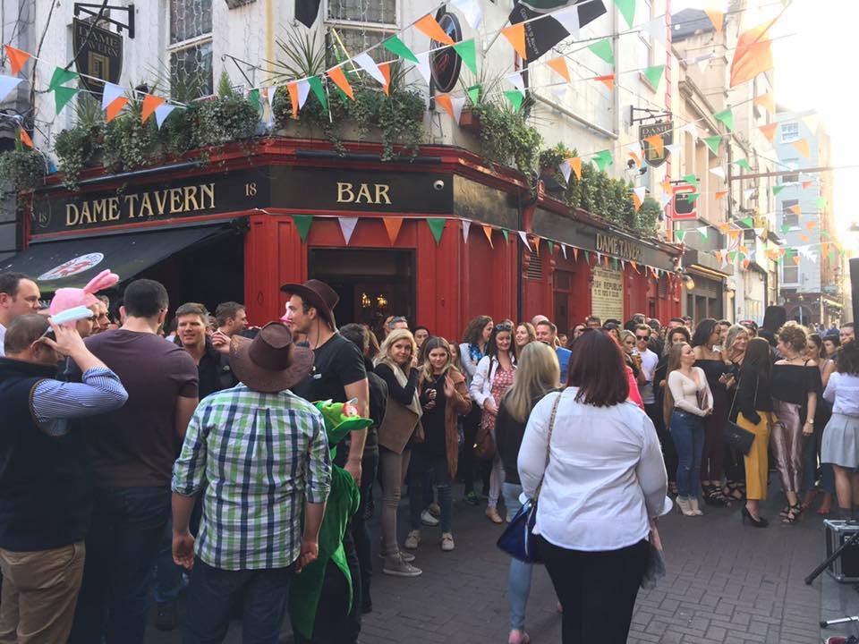 Dublin's best music bars The Dame Tavern