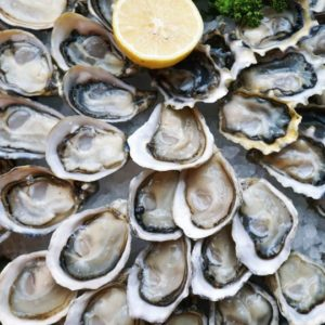 Galway International Food & Craft Festival fanny-bay-oysters-platter-