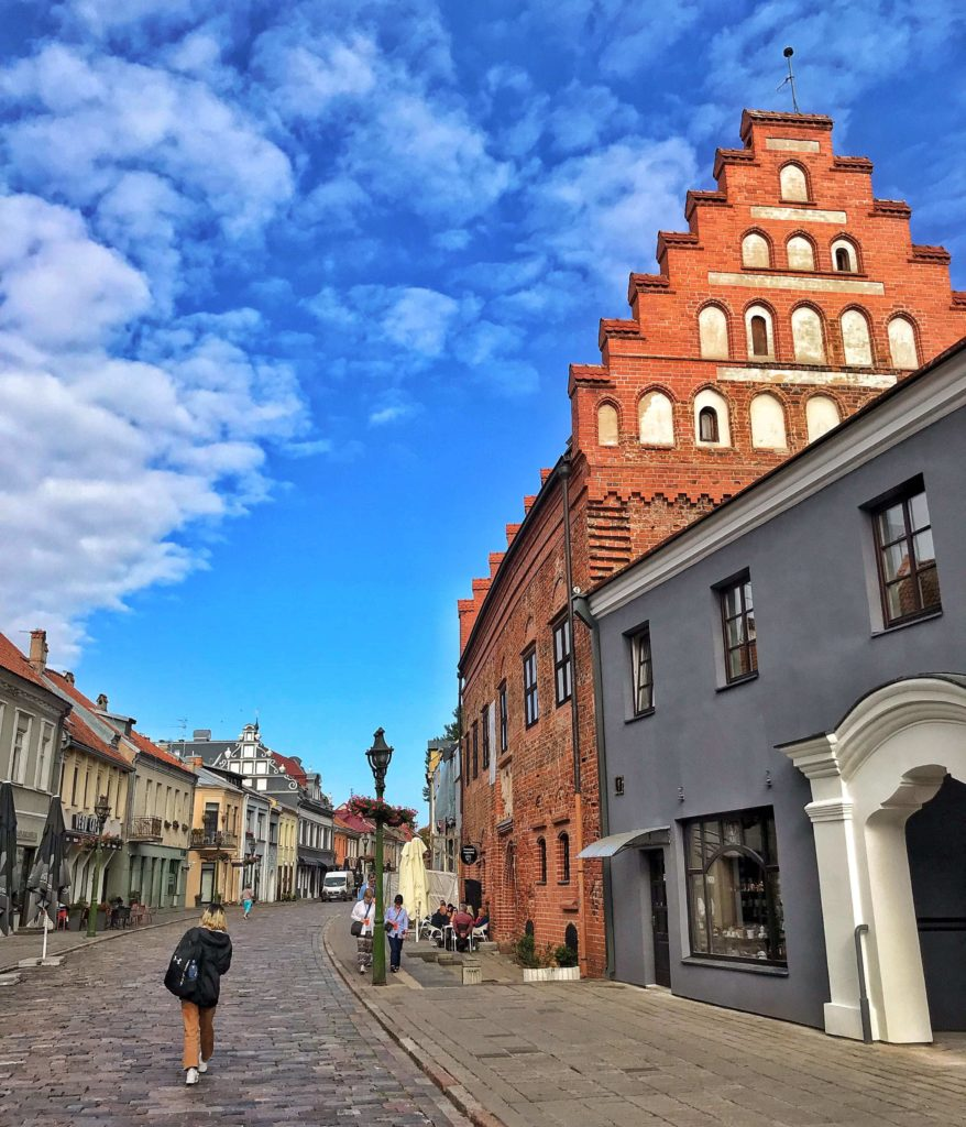 Kaunas Lithuania what to see Old Town