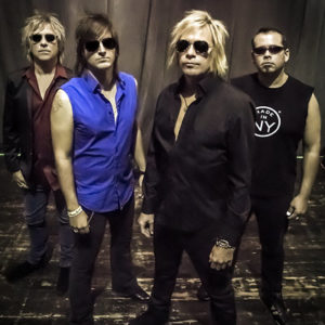 Slippery When Wet - (Bon Jovi Tribute) Monroes Galway