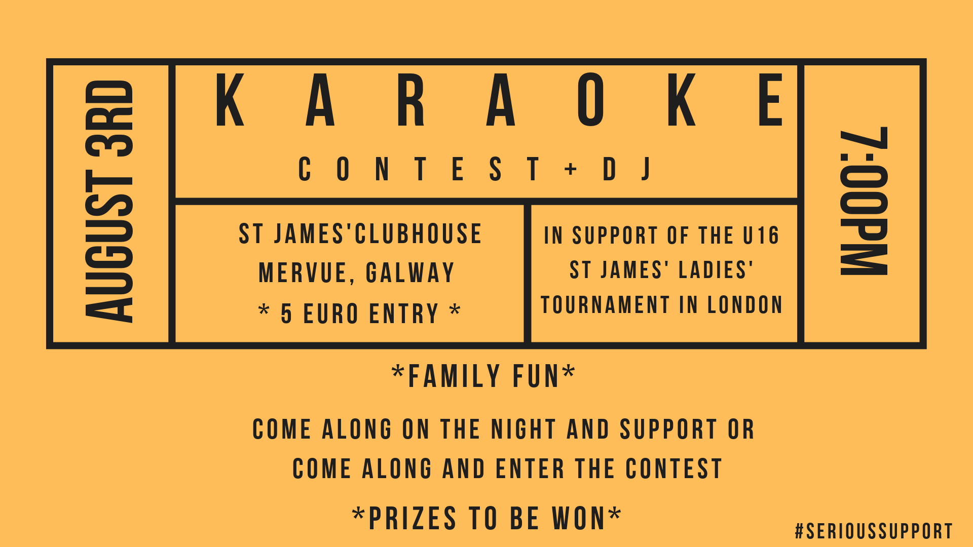 Karaoke Contest Fundraiser - Travel Inspires Experiences