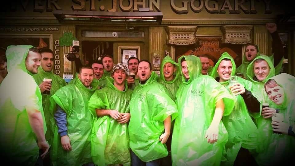 best music venues Dublin Oliver St. John Gogartys