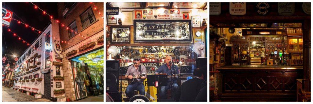 live muisic bars Belfast Duke of York