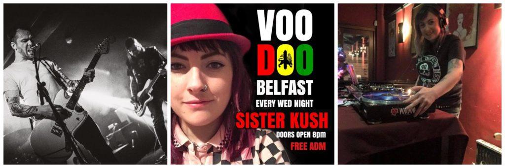 live music Belfast best venues-Voodoo