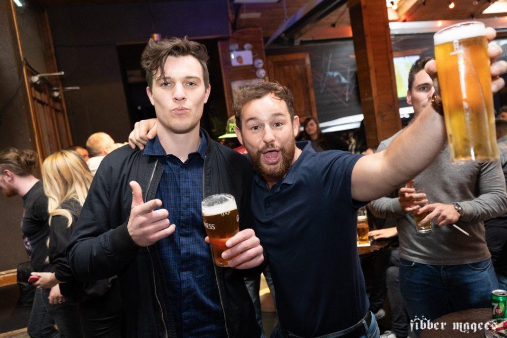 top music bars in Dublin Ireland Fibber Magees
