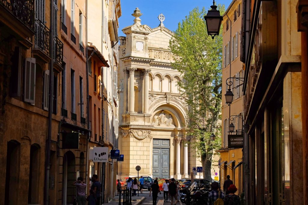 Aix-en-Provence France  things to do