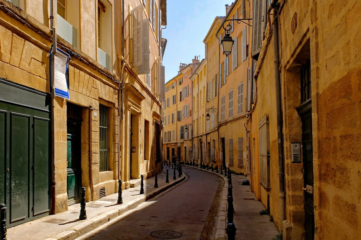 Aix-en-Provence things to do street