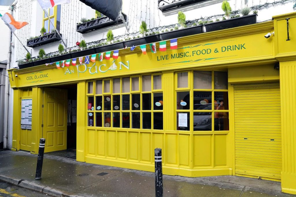 An Pucan Galway Whiskey Trail
