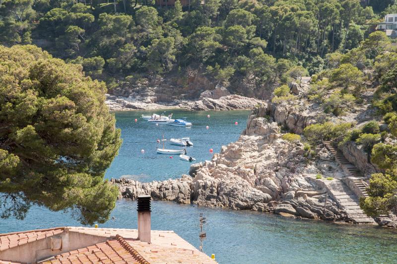 Begur Spain Views Over Water