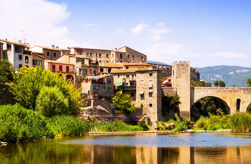 Besalu Girona