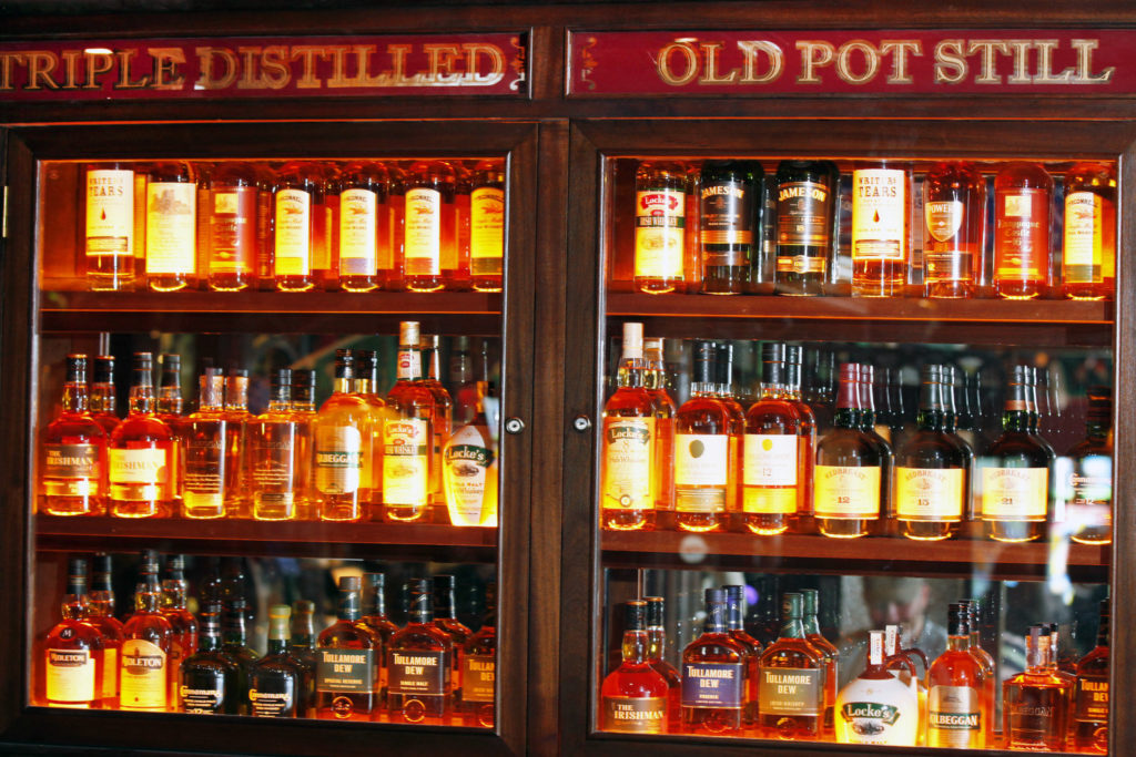 Dail Bar Galway Whiskey Route