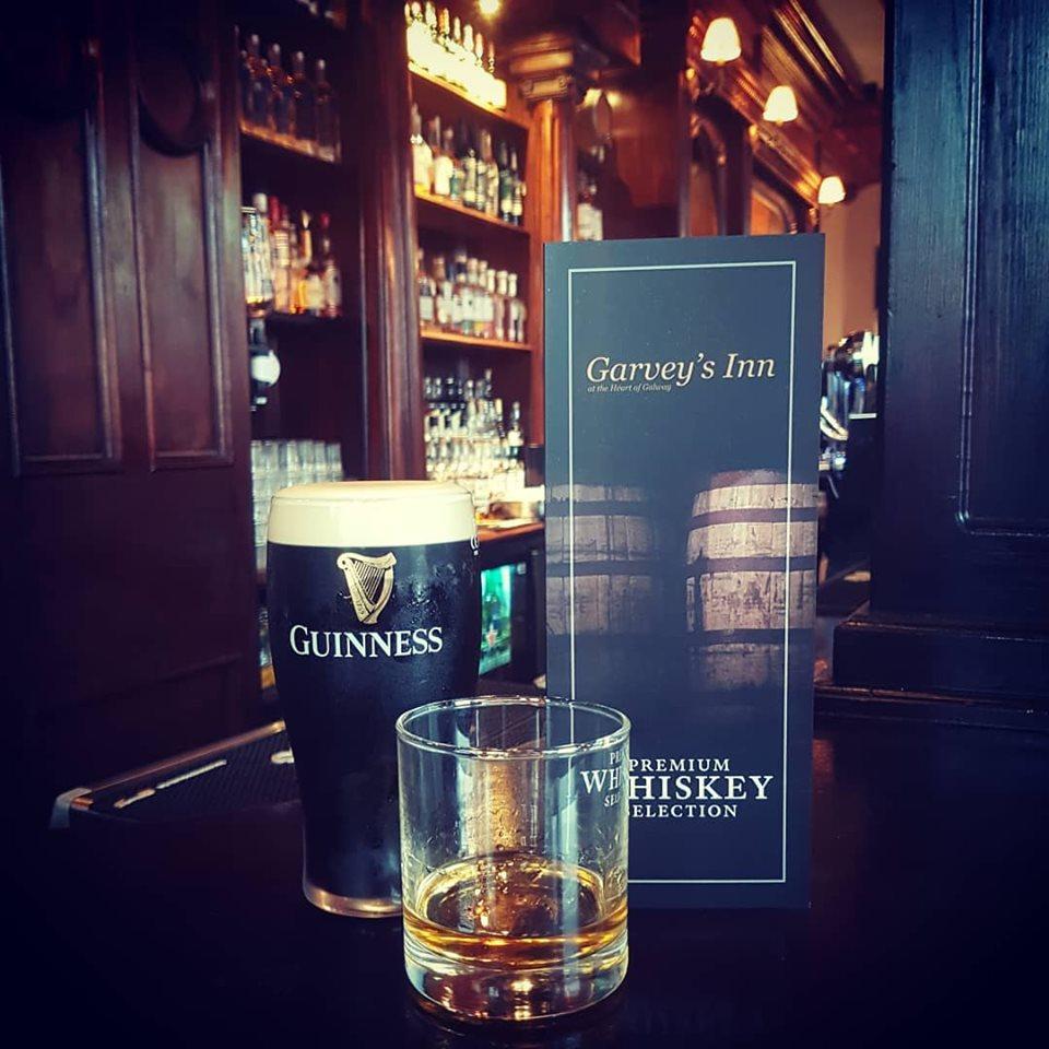Galway Whiskey Trail Garveys Inn