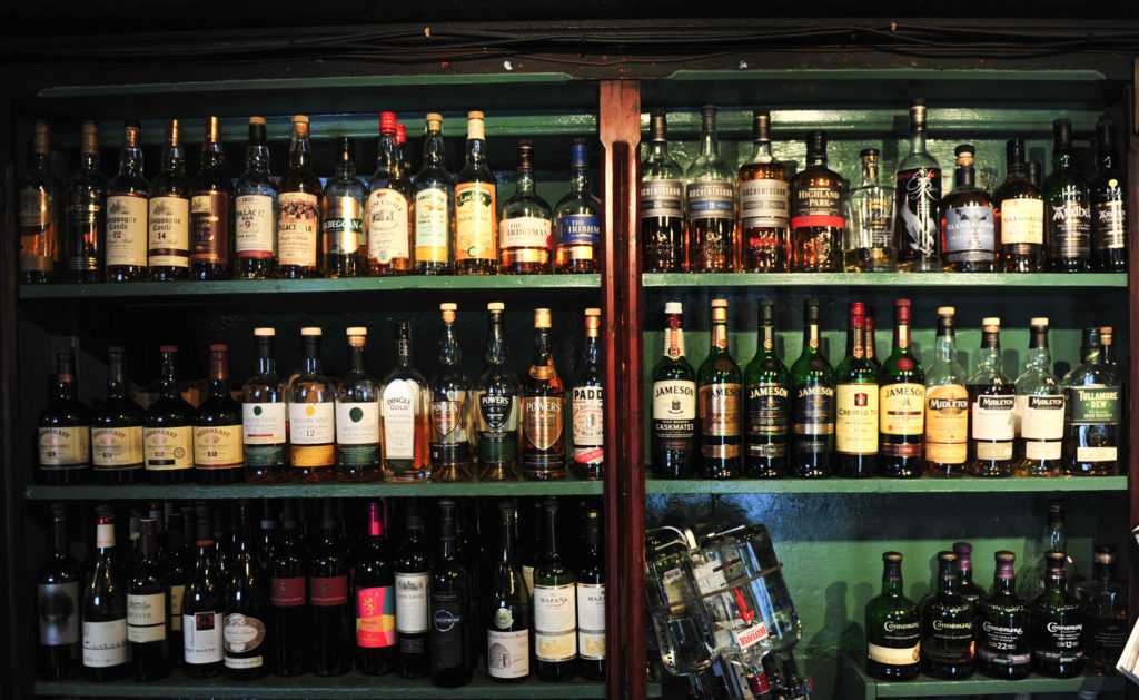 Galway Whiskey Trail Tigh Neachtain