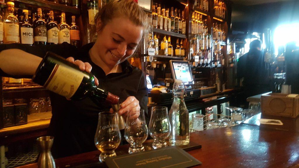 Garavan's Bar Galway Whiskey Route-1