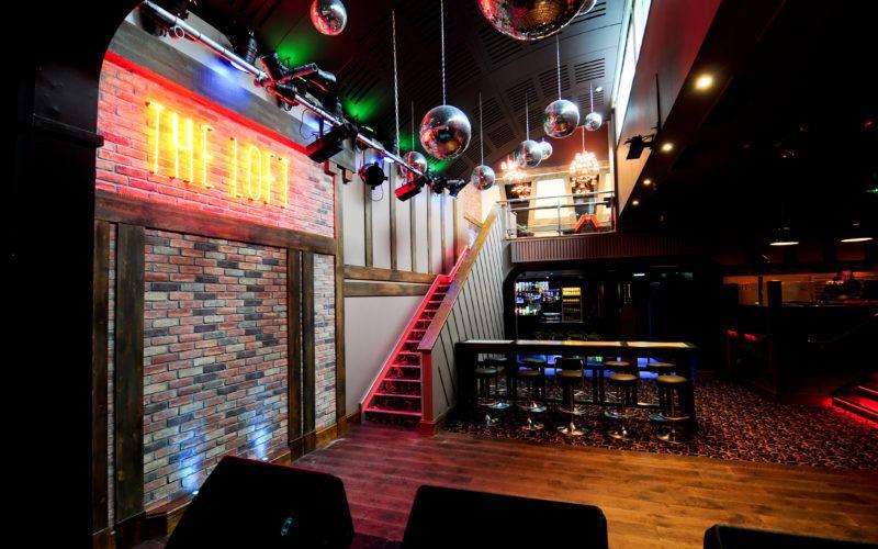 Seven Bar The Loft Bridgestreet