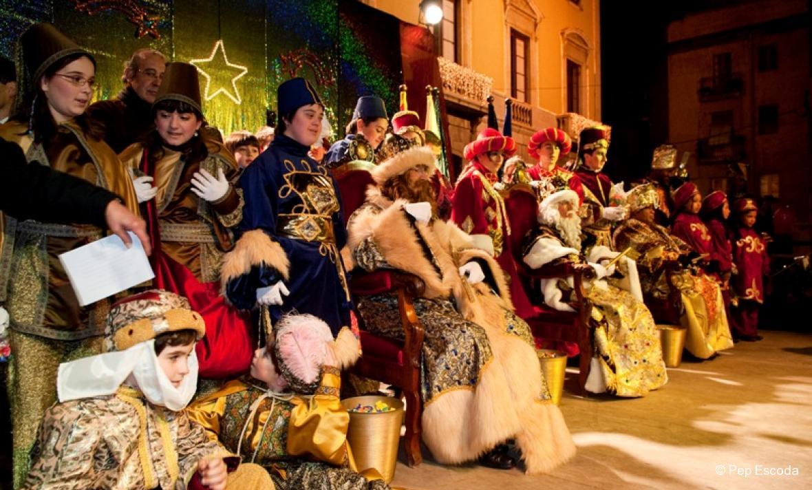 Tarragona Three Kings Festival