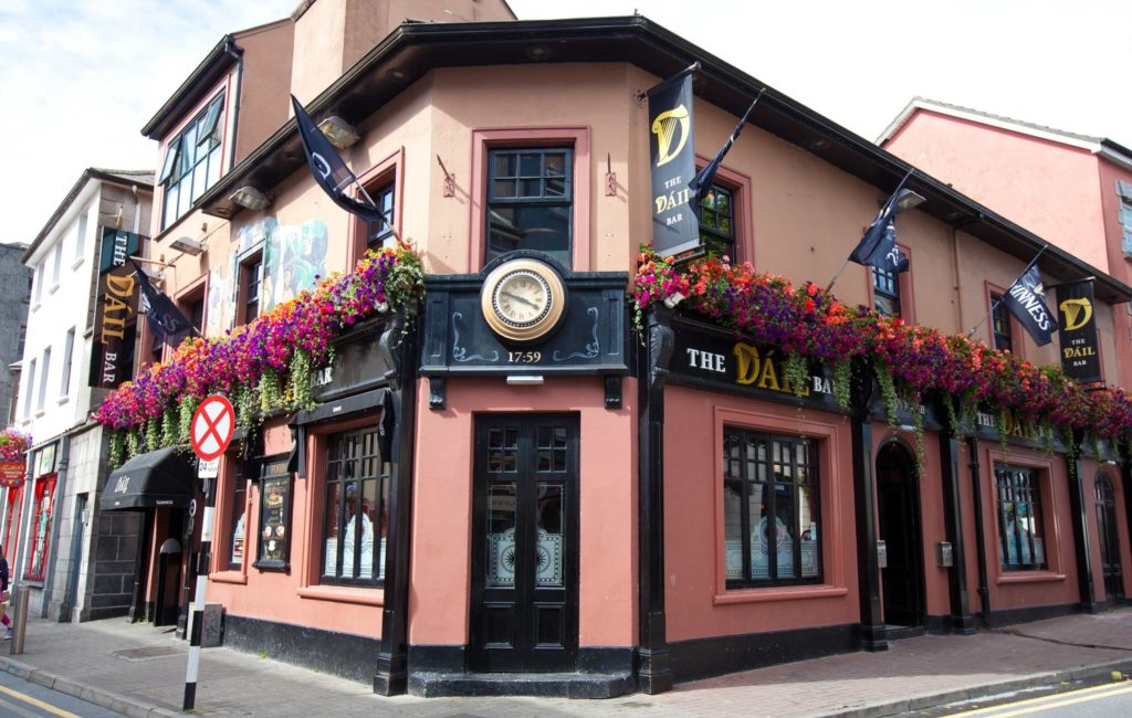 The Dail Bar Galway Whiskey Trail