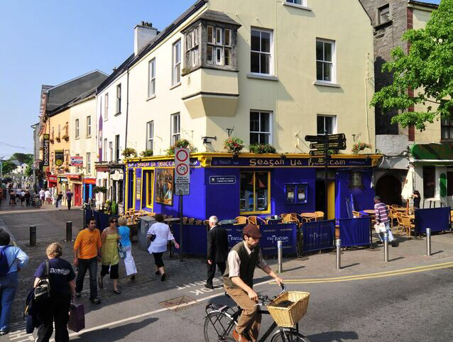 Tigh Neachtain Galway Whiskey Route