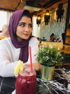 Yousra B author travel inspires