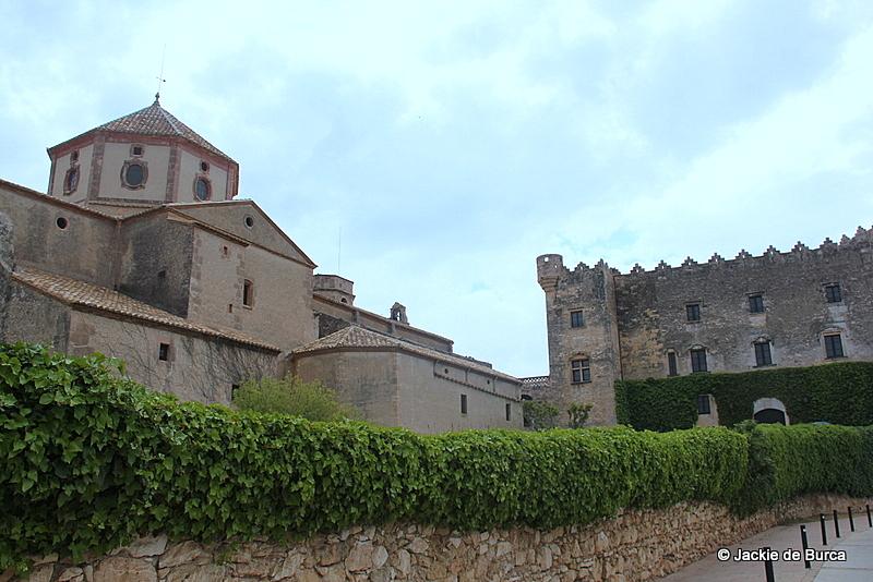 altafulla castle Spain