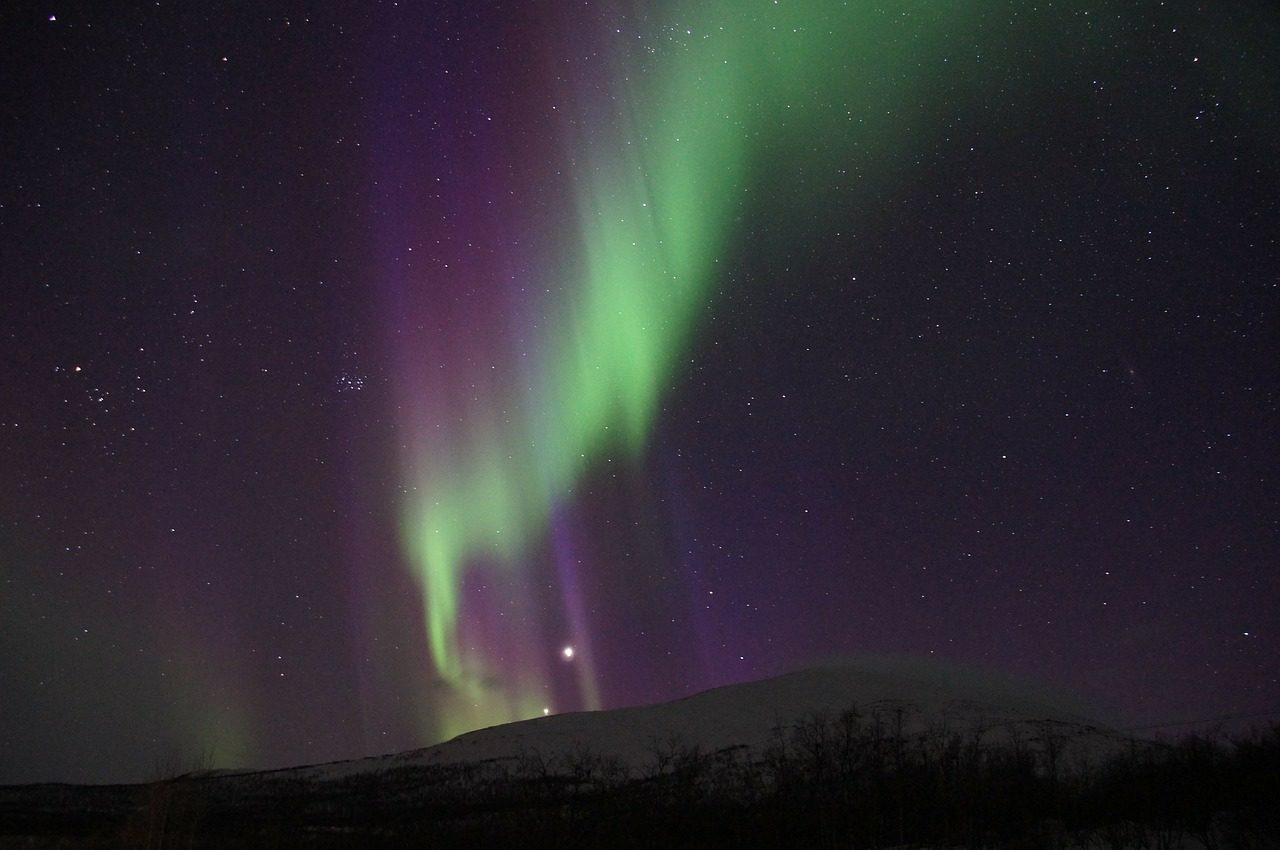 Cheapest Places To See The Northern Lights Abisko