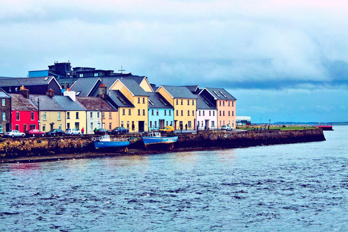Claddagh area Galway