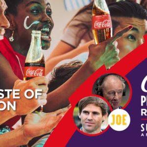 Coca-Cola Premier League Roadshow Galway An Púcán
