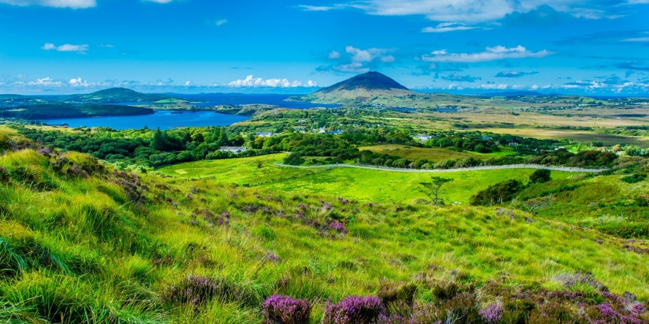 GAlway outdoors Connemara