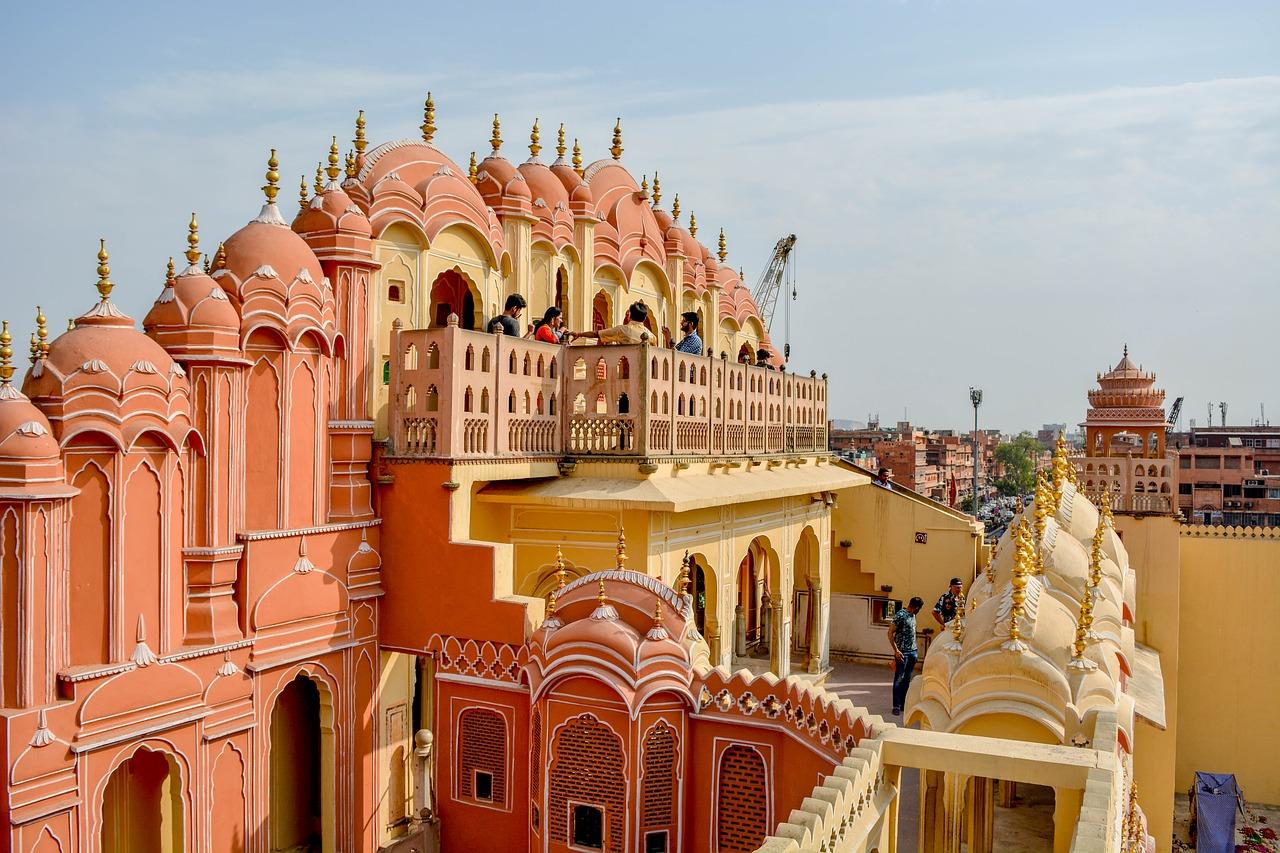 Hawa Mahal Palace Jaipur