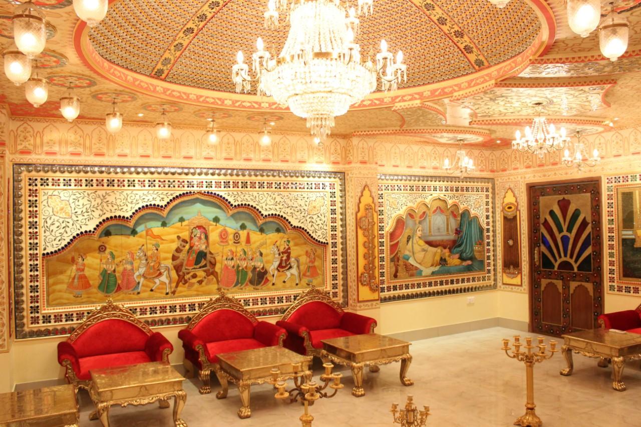 Jaipur restaurants Virasat Heritage Restaurant (2)