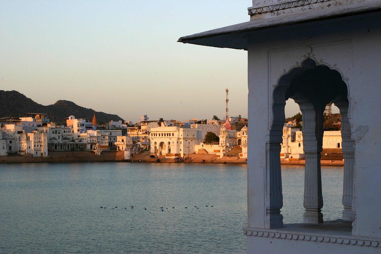 Jiapur trips Pushkar
