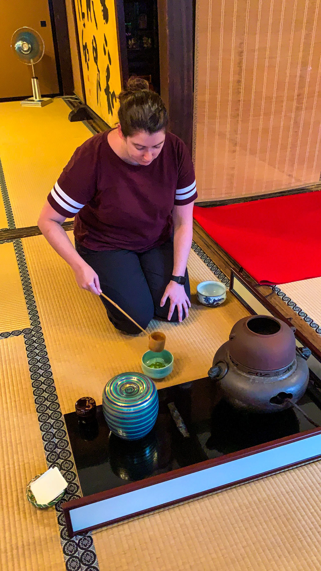 Kyoto Tea Ceremony Ellie