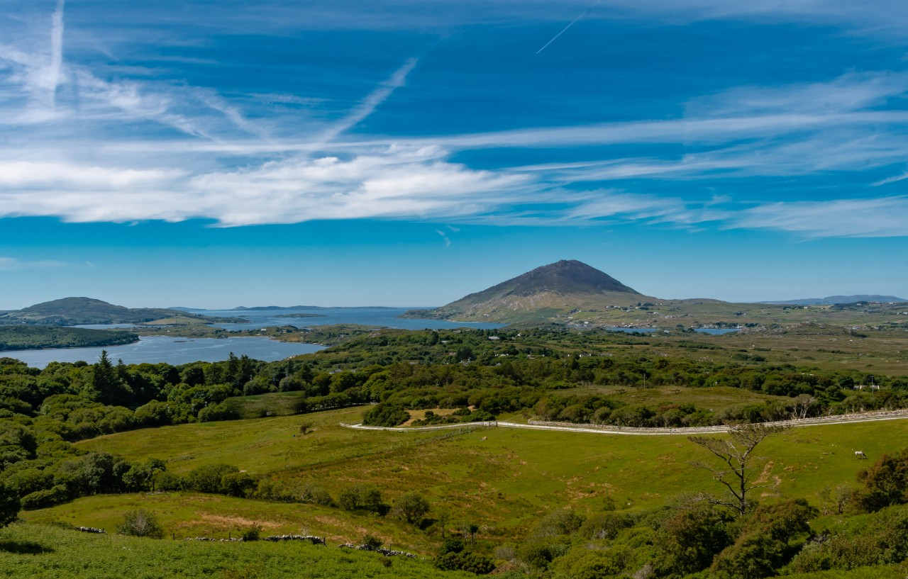outdoor activites Galway Connemara National Park