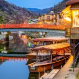 visit Kyoto or Tokyo