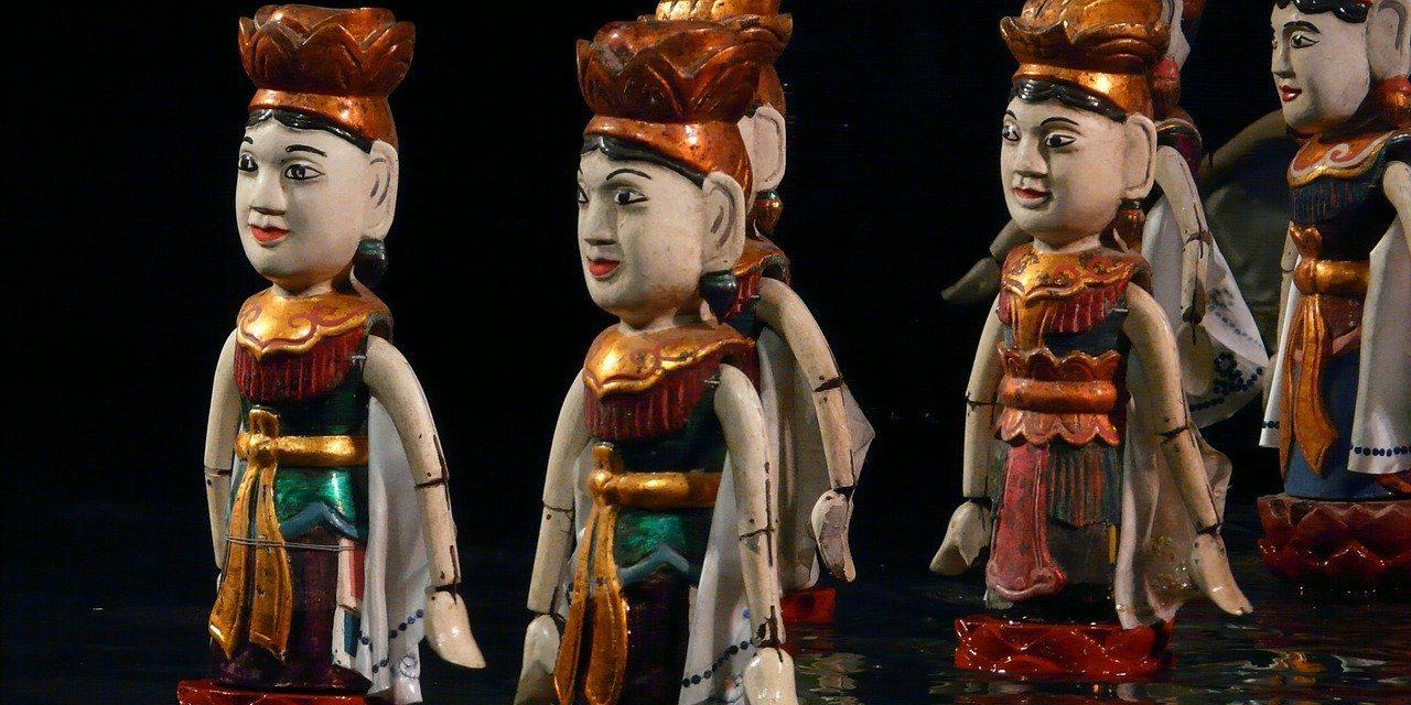 Hanoi Water Puppetry