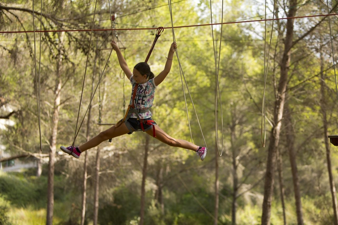 Jungle Parc Majorca things to do Balearic Islands