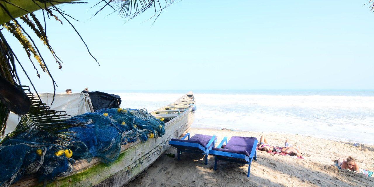 Kokrobite beach trip Accra Ghana