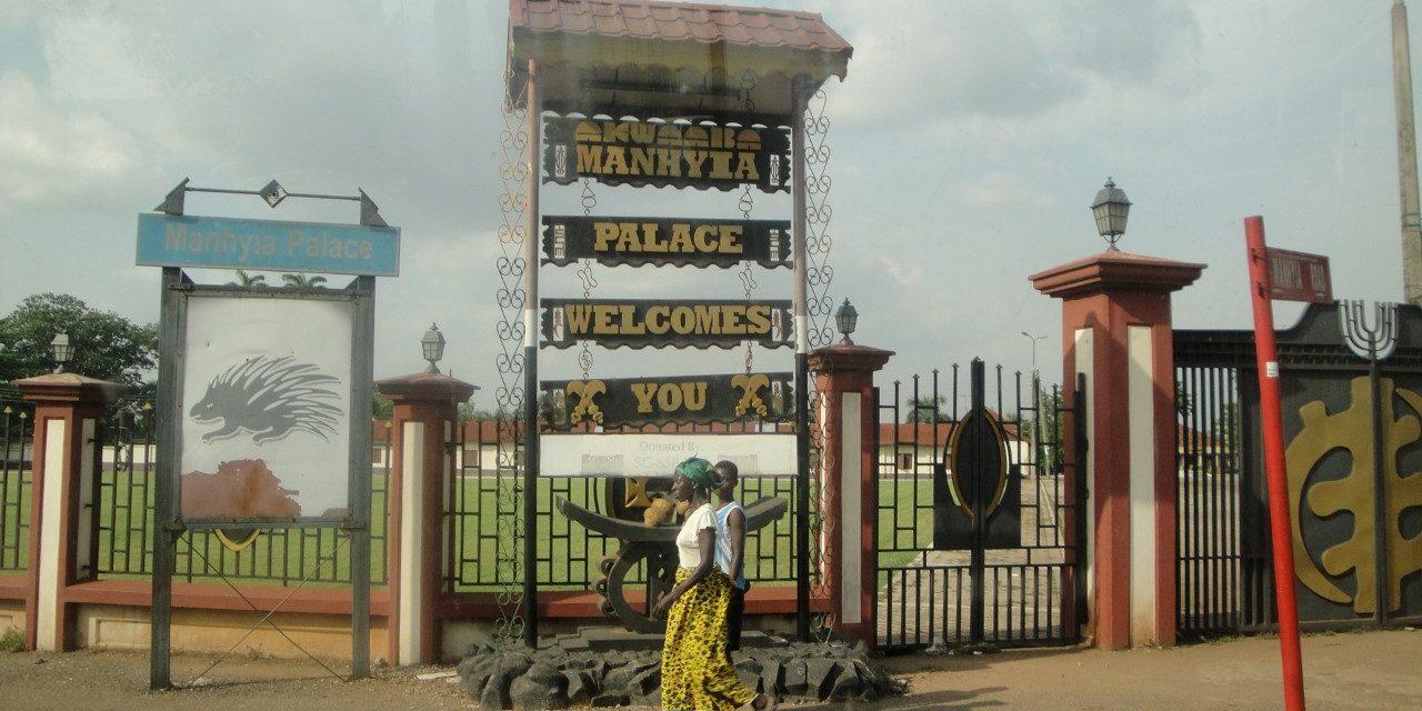 Kumasi Manhyia Palace Museum
